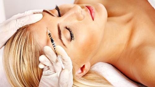 Wrinkle Correction Fillers and Botox